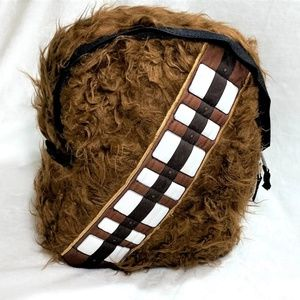 Star Wars Chewbacca Backpack Brown Size OS NEW